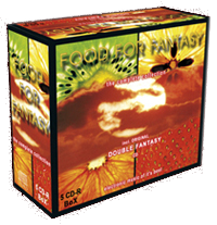 CD-Cover: Food For Fantasy / 5-CD-Box (The Complete Collection)