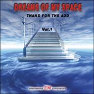 CD-Cover: Compilation Dreams Of MySpace