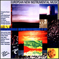 CD-Cover: Compilation European New Instrumental Music