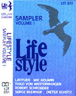 MC-Cover: Compilation Life Style Sampler Vol.1
