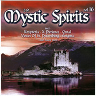 CD-Cover: Compilation Mystic Spirits