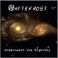 CD-Cover: Nattefrost / Underneath The Nightsky